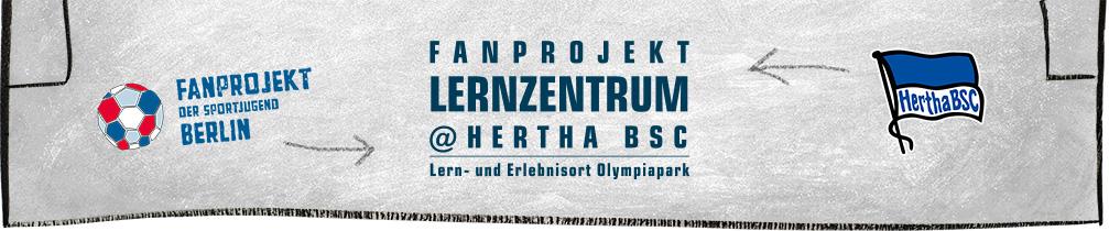 Fanprojekt Lernzentrum @Hertha BSC - Lern- und Erlebnisort Olympiapark - Ein Projekt von Fanprojekt der Sportjugend Berlin und Hertha BSC Berlin