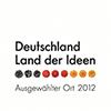 Deutschland - Land der Ideen: Ausgewählter Ort 2012